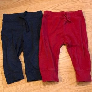 Baby pants. Old Navy and Baby Gap 6-12 Months